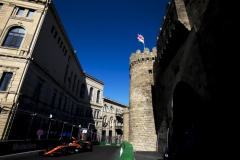 Baku City Circuit, Baku, Azerbaijan.Saturday 24 June 2017.Fernando Alonso, McLaren MCL32 Honda.Photo: Zak Mauger/McLarenref: Digital Image _54I1794