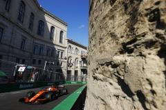 Baku City Circuit, Baku, Azerbaijan.Friday 23 June 2017.World Copyright: Steven Tee/LAT Imagesref: Digital Image _R3I2397