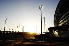 Yas Marina Circuit, Abu Dhabi, United Arab Emirates.Saturday 25 November 2017.World Copyright: Steven Tee/LAT Images ref: Digital Image _R3I3646