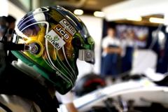 Yas Marina Circuit, Abu Dhabi, United Arab Emirates.Saturday 25 November 2017.Felipe Massa, Williams FW40 Mercedes. Photo: Glenn Dunbar/Williamsref: Digital Image w31I6661