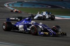 Abu Dhabi GP Race 26/11/17