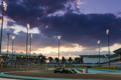 Yas Marina Circuit, Abu Dhabi, United Arab Emirates.Sunday 26 November 2017.World Copyright: Steven Tee/LAT Images ref: Digital Image _O3I3021