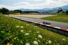 SPIELBERG, AUSTRIA - JULY 08: Carlos Sainz of Scuderia Toro Rosso and Spain during qualifying for the Formula One Grand Prix of Austria at Red Bull Ring on July 8, 2017 in Spielberg, Austria. (Photo by Peter Fox/Getty Images) // Getty Images / Red Bull Content Pool // P-20170708-04135 // Usage for editorial use only // Please go to www.redbullcontentpool.com for further information. //