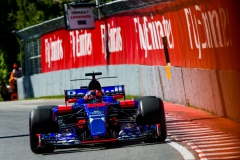 MONTREAL, QC - JUNE 10: Daniil Kvyat of Scuderia Toro Rosso and Russia during qualifying for the Canadian Formula One Grand Prix at Circuit Gilles Villeneuve on June 10, 2017 in Montreal, Canada. (Photo by Peter Fox/Getty Images) // Getty Images / Red Bull Content Pool // P-20170610-01786 // Usage for editorial use only // Please go to www.redbullcontentpool.com for further information. //