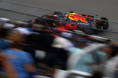 MONTREAL, QC - JUNE 09: Daniel Ricciardo of Australia driving the (3) Red Bull Racing Red Bull-TAG Heuer RB13 TAG Heuer on track during practice for the Canadian Formula One Grand Prix at Circuit Gilles Villeneuve on June 9, 2017 in Montreal, Canada. (Photo by Clive Mason/Getty Images) // Getty Images / Red Bull Content Pool // P-20170609-01956 // Usage for editorial use only // Please go to www.redbullcontentpool.com for further information. //