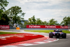 MONTREAL, QC - JUNE 09: Daniil Kvyat of Scuderia Toro Rosso and Russia during practice for the Canadian Formula One Grand Prix at Circuit Gilles Villeneuve on June 9, 2017 in Montreal, Canada. (Photo by Peter Fox/Getty Images) // Getty Images / Red Bull Content Pool // P-20170609-02632 // Usage for editorial use only // Please go to www.redbullcontentpool.com for further information. //