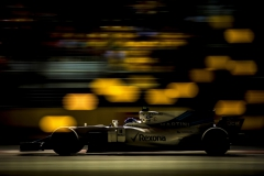 Marina Bay Circuit, Marina Bay, Singapore.Friday 15 September 2017.Lance Stroll, Williams FW40 Mercedes.Photo: Glenn Dunbar/Williamsref: Digital Image _X4I6476