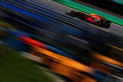 SAO PAULO, BRAZIL - NOVEMBER 12: Max Verstappen of the Netherlands driving the (33) Red Bull Racing Red Bull-TAG Heuer RB13 TAG Heuer on track during the Formula One Grand Prix of Brazil at Autodromo Jose Carlos Pace on November 12, 2017 in Sao Paulo, Brazil. (Photo by Dan Istitene/Getty Images) *** BESTPIX *** // Getty Images / Red Bull Content Pool // P-20171112-01047 // Usage for editorial use only // Please go to www.redbullcontentpool.com for further information. //