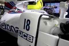 Sepang International Circuit, Sepang, Malaysia.Friday 29 September 2017.Lance Stroll, Williams Martini Racing, in his cockpit.Photo: Glenn Dunbar/Williamsref: Digital Image WX4I9873