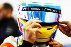 Autodromo Hermanos Rodriguez, Mexico City, Mexico.Saturday 28 October 2017.Fernando Alonso, McLaren.Photo: Steven Tee/McLarenref: Digital Image _R3I5253