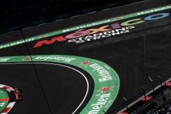 Autodromo Hermanos Rodriguez, Mexico City, Mexico.Saturday 28 October 2017.Stoffel Vandoorne, McLaren MCL32 Honda.Photo: Andrew Hone/McLarenref: Digital Image _ONY4149
