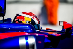 SUZUKA, JAPAN - OCTOBER 08: Pierre Gasly of Scuderia Toro Rosso and France during the Formula One Grand Prix of Japan at Suzuka Circuit on October 8, 2017 in Suzuka. (Photo by Peter Fox/Getty Images) // Getty Images / Red Bull Content Pool // P-20171008-01063 // Usage for editorial use only // Please go to www.redbullcontentpool.com for further information. //