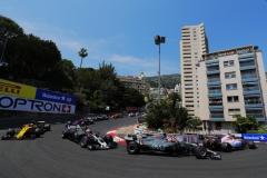 Monte Carlo, Monaco.Sunday 28 May 2017.World Copyright: Zak Mauger/LAT Imagesref: Digital Image _54I7829