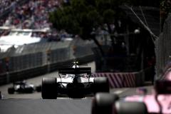 Monte Carlo, Monaco.Sunday 28 May 2017.Lance Stroll, Williams FW40 Mercedes.Photo: Charles Coates/Williamsref: Digital Image AN7T9592