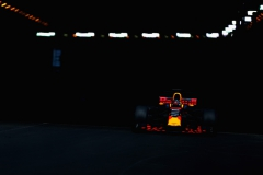 MONTE-CARLO, MONACO - MAY 25: Daniel Ricciardo of Australia driving the (3) Red Bull Racing Red Bull-TAG Heuer RB13 TAG Heuer on track during practice for the Monaco Formula One Grand Prix at Circuit de Monaco on May 25, 2017 in Monte-Carlo, Monaco. (Photo by Dan Istitene/Getty Images) // Getty Images / Red Bull Content Pool // P-20170525-00695 // Usage for editorial use only // Please go to www.redbullcontentpool.com for further information. //