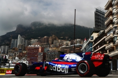MONTE-CARLO, MONACO - MAY 25: Daniil Kvyat of Russia driving the (26) Scuderia Toro Rosso STR12 on track during practice for the Monaco Formula One Grand Prix at Circuit de Monaco on May 25, 2017 in Monte-Carlo, Monaco. (Photo by Dan Istitene/Getty Images) // Getty Images / Red Bull Content Pool // P-20170525-00409 // Usage for editorial use only // Please go to www.redbullcontentpool.com for further information. //