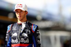 MONZA, ITALY - SEPTEMBER 07: Pierre Gasly of France and Scuderia Toro Rosso walks in the Pitlane during qualifying for the F1 Grand Prix of Italy at Autodromo di Monza on September 07, 2019 in Monza, Italy. (Photo by Mark Thompson/Getty Images) // Getty Images / Red Bull Content Pool  // AP-21GH2MAHS2111 // Usage for editorial use only //