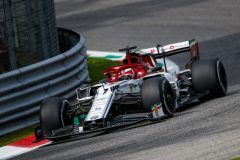 07 RAIKKONEN Kimi (fin), Alfa Romeo Racing C38, action during 2019 Formula 1 FIA world championship, Italy Grand Prix, at Monza from september 5 to 9  - Photo Florent Gooden / DPPI