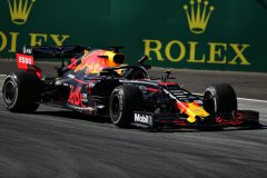 SPIELBERG, AUSTRIA - JUNE 30: Race winner Max Verstappen of the Netherlands driving the (33) Aston Martin Red Bull Racing RB15 celebrates during the F1 Grand Prix of Austria at Red Bull Ring on June 30, 2019 in Spielberg, Austria. (Photo by Charles Coates/Getty Images) // Getty Images / Red Bull Content Pool  // AP-1ZTADCKX92111 // Usage for editorial use only // Please go to www.redbullcontentpool.com for further information. //