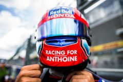 SPA, BELGIUM - SEPTEMBER 01: Pierre Gasly of Scuderia Toro Rosso and France during the F1 Grand Prix of Belgium at Circuit de Spa-Francorchamps on September 01, 2019 in Spa, Belgium. (Photo by Peter Fox/Getty Images) // Getty Images / Red Bull Content Pool  // AP-21EJW6NHS1W11 // Usage for editorial use only //