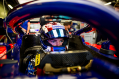 BAKU, AZERBAIJAN - APRIL 27:  Pierre Gasly of Scuderia Toro Rosso and France  during practice for the Azerbaijan Formula One Grand Prix at Baku City Circuit on April 27, 2018 in Baku, Azerbaijan.  (Photo by Peter Fox/Getty Images) // Getty Images / Red Bull Content Pool  // AP-1VG5TC4EW1W11 // Usage for editorial use only // Please go to www.redbullcontentpool.com for further information. //