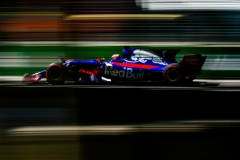 BAKU, AZERBAIJAN - JUNE 24: Daniil Kvyat of Scuderia Toro Rosso and Russia during qualifying for the Azerbaijan Formula One Grand Prix at Baku City Circuit on June 24, 2017 in Baku, Azerbaijan. (Photo by Peter Fox/Getty Images) // Getty Images / Red Bull Content Pool // P-20170624-01128 // Usage for editorial use only // Please go to www.redbullcontentpool.com for further information. //