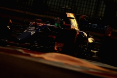 ABU DHABI, UNITED ARAB EMIRATES - NOVEMBER 24: Brendon Hartley of New Zealand driving the (28) Scuderia Toro Rosso STR12 on track during practice for the Abu Dhabi Formula One Grand Prix at Yas Marina Circuit on November 24, 2017 in Abu Dhabi, United Arab Emirates. (Photo by Clive Mason/Getty Images) // Getty Images / Red Bull Content Pool // P-20171124-01648 // Usage for editorial use only // Please go to www.redbullcontentpool.com for further information. //