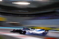 Yas Marina Circuit, Abu Dhabi, United Arab Emirates.Sunday 26 November 2017.World Copyright: Glenn Dunbar/LAT Images ref: Digital Image _31I8641