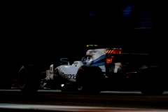 Yas Marina Circuit, Abu Dhabi, United Arab Emirates.Friday 24 November 2017.Lance Stroll, Williams FW40 Mercedes.Photo: Steven Tee/Williamsref: Digital Image _O3I1948