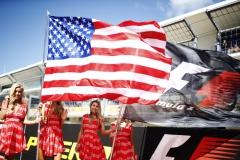 Circuit of the Americas, Austin, Texas, United States of America.Sunday 22 October 2017.World Copyright: Glenn Dunbar/LAT Images ref: Digital Image _X4I4933
