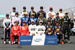 MELBOURNE, AUSTRALIA - MARCH 17: The drivers pose for the F1 Class of 2019 photo before the F1 Grand Prix of Australia at Melbourne Grand Prix Circuit on March 17, 2019 in Melbourne, Australia.  (Photo by Robert Cianflone/Getty Images) // Getty Images / Red Bull Content Pool  // AP-1YRBCT84D2111 // Usage for editorial use only // Please go to www.redbullcontentpool.com for further information. //