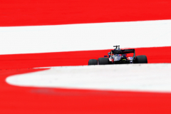 SPIELBERG, AUSTRIA - JUNE 30:  Brendon Hartley of New Zealand driving the (28) Scuderia Toro Rosso STR13 Honda on track during final practice for the Formula One Grand Prix of Austria at Red Bull Ring on June 30, 2018 in Spielberg, Austria.  (Photo by Mark Thompson/Getty Images) // Getty Images / Red Bull Content Pool  // AP-1W4S59KC12111 // Usage for editorial use only // Please go to www.redbullcontentpool.com for further information. //