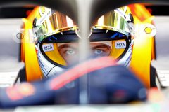 SPIELBERG, AUSTRIA - JUNE 29: Max Verstappen of Netherlands and Red Bull Racing prepares to drive in the garage during qualifying for the F1 Grand Prix of Austria at Red Bull Ring on June 29, 2019 in Spielberg, Austria. (Photo by Mark Thompson/Getty Images) // Getty Images / Red Bull Content Pool  // AP-1ZSYWU51H1W11 // Usage for editorial use only // Please go to www.redbullcontentpool.com for further information. //