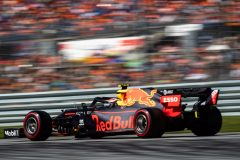 SPIELBERG, AUSTRIA - JUNE 29: Pierre Gasly of France driving the (10) Aston Martin Red Bull Racing RB15 on track during qualifying for the F1 Grand Prix of Austria at Red Bull Ring on June 29, 2019 in Spielberg, Austria. (Photo by Lars Baron/Getty Images) // Getty Images / Red Bull Content Pool  // AP-1ZSYCEC3S1W11 // Usage for editorial use only // Please go to www.redbullcontentpool.com for further information. //