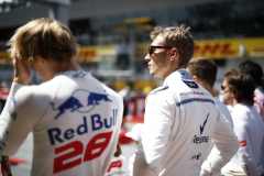 Red Bull Ring, Spielberg, Austria.Sunday 1 July 2018.Sergey Sirotkin, Williams Racing.Photo: Glenn Dunbar/Williams F1ref: Digital Image _X4I2298