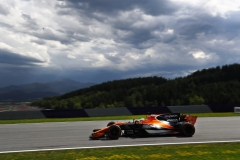 Red Bull Ring, Spielberg, Austria.Friday 7 July 2017.Fernando Alonso, McLaren MCL32 Honda.Photo: Steven Tee/McLarenref: Digital Image _O3I6410