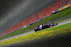 SPIELBERG, AUSTRIA - JULY 09: Daniil Kvyat of Russia driving the (26) Scuderia Toro Rosso STR12 on track during the Formula One Grand Prix of Austria at Red Bull Ring on July 9, 2017 in Spielberg, Austria. (Photo by Mark Thompson/Getty Images) // Getty Images / Red Bull Content Pool // P-20170709-02530 // Usage for editorial use only // Please go to www.redbullcontentpool.com for further information. //