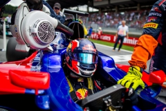 SPIELBERG, AUSTRIA - JULY 09: Daniil Kvyat of Scuderia Toro Rosso and Russia during the Formula One Grand Prix of Austria at Red Bull Ring on July 9, 2017 in Spielberg, Austria. (Photo by Peter Fox/Getty Images) // Getty Images / Red Bull Content Pool // P-20170709-02605 // Usage for editorial use only // Please go to www.redbullcontentpool.com for further information. //