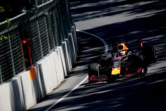 MONTREAL, QUEBEC - JUNE 09: Max Verstappen of the Netherlands driving the (33) Aston Martin Red Bull Racing RB15 on track during the F1 Grand Prix of Canada at Circuit Gilles Villeneuve on June 09, 2019 in Montreal, Canada. (Photo by Charles Coates/Getty Images) // Getty Images / Red Bull Content Pool  // AP-1ZKMQ9CCW1W11 // Usage for editorial use only // Please go to www.redbullcontentpool.com for further information. //