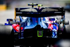 MONTREAL, QUEBEC - JUNE 09:Alex Albon of Scuderia Toro Rosso and Thailand  during the F1 Grand Prix of Canada at Circuit Gilles Villeneuve on June 09, 2019 in Montreal, Canada. (Photo by Peter Fox/Getty Images) // Getty Images / Red Bull Content Pool  // AP-1ZKKYYE8D2111 // Usage for editorial use only // Please go to www.redbullcontentpool.com for further information. //