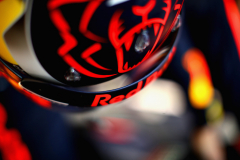 MONTREAL, QC - JUNE 08:  Max Verstappen of Netherlands and Red Bull Racing prepares to drive in the garage during practice for the Canadian Formula One Grand Prix at Circuit Gilles Villeneuve on June 8, 2018 in Montreal, Canada.  (Photo by Mark Thompson/Getty Images) // Getty Images / Red Bull Content Pool  // AP-1VWRXR5VD1W11 // Usage for editorial use only // Please go to www.redbullcontentpool.com for further information. //