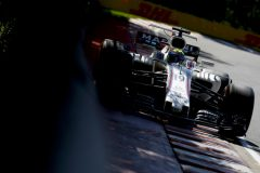 Circuit Gilles Villeneuve, Montreal, Canada.Saturday 10 June 2017.Felipe Massa, Williams FW40 Mercedes.Photo: Steven Tee/Williamsref: Digital Image _R3I1177