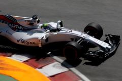 Circuit Gilles Villeneuve, Montreal, Canada.Saturday 10 June 2017.Felipe Massa, Williams FW40 Mercedes.Photo: Charles Coates/Williamsref: Digital Image AN7T1574