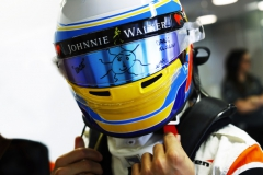 Circuit Gilles Villeneuve, Montreal, Canada.Sunday 11 June 2017.Fernando Alonso, McLaren.Photo: Steven Tee/McLarenref: Digital Image _R3I0407