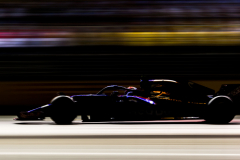 SINGAPORE - SEPTEMBER 16: Pierre Gasly of Scuderia Toro Rosso and France during the Formula One Grand Prix of Singapore at Marina Bay Street Circuit on September 16, 2018 in Singapore.  (Photo by Peter Fox/Getty Images) // Getty Images / Red Bull Content Pool  // AP-1WX51WWYS1W11 // Usage for editorial use only // Please go to www.redbullcontentpool.com for further information. //