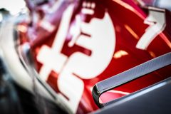 Alfa Romeo Racing C38, mechanical detail during 2019 Formula 1 FIA world championship, Spain Grand Prix, at Barcelona Catalunya from May 10 to 12 - Photo Antonin Vincent / DPPI
