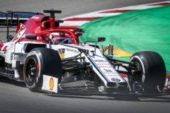 07 RAIKKONEN Kimi (fin), Alfa Romeo Racing C38, action during 2019 Formula 1 FIA world championship, Spain Grand Prix, at Barcelona Catalunya from May 10 to 12 - Photo Antonin Vincent / DPPI