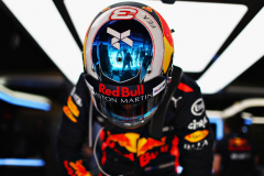 MONTMELO, SPAIN - MAY 11:  Daniel Ricciardo of Australia and Red Bull Racing prepares to drive in the garage during practice for the Spanish Formula One Grand Prix at Circuit de Catalunya on May 11, 2018 in Montmelo, Spain.  (Photo by Mark Thompson/Getty Images) // Getty Images / Red Bull Content Pool  // AP-1VMMZH6U91W11 // Usage for editorial use only // Please go to www.redbullcontentpool.com for further information. //