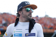 Hungaroring, Budapest, Hungary.Sunday 29 July 2018.Fernando Alonso, McLaren.Photo: Steven Tee/McLarenref: Digital Image _1ST0841