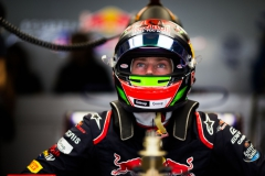 SAO PAULO, BRAZIL - NOVEMBER 11: Brendon Hartley of Scuderia Toro Rosso and New Zealand during qualifying for the Formula One Grand Prix of Brazil at Autodromo Jose Carlos Pace on November 11, 2017 in Sao Paulo, Brazil. (Photo by Peter Fox/Getty Images) // Getty Images / Red Bull Content Pool // P-20171111-01034 // Usage for editorial use only // Please go to www.redbullcontentpool.com for further information. //